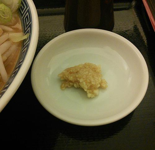 レイクタウン 大勝軒 麺やこうじ 角ふじ麺 ニンニク