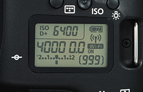 8000D サブ液晶