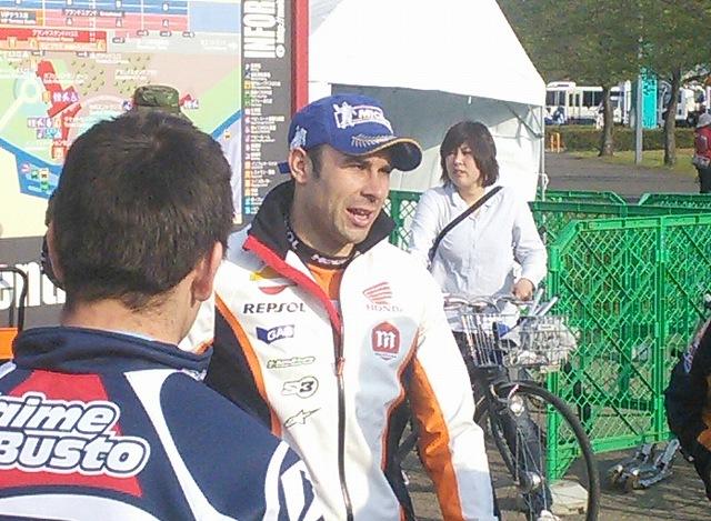 2014 トライアル世界選手権 トニー・ボウ