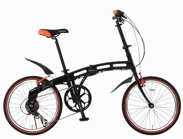 ドッペルギャンガー 折り畳み自転車