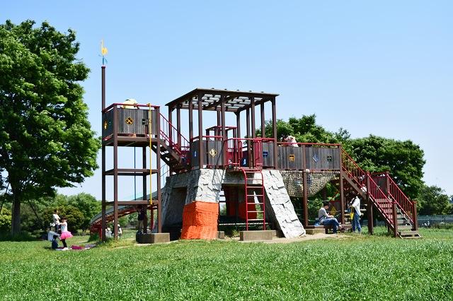 出羽タワー 出羽公園
