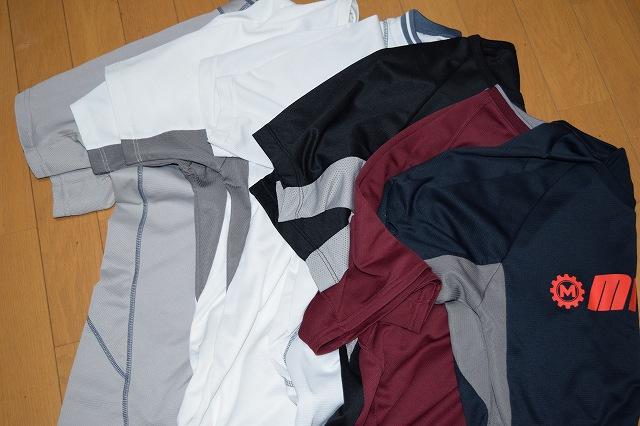 ユニクロTシャツ6枚