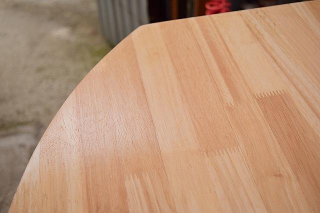 テーブル ニス3度塗り終了