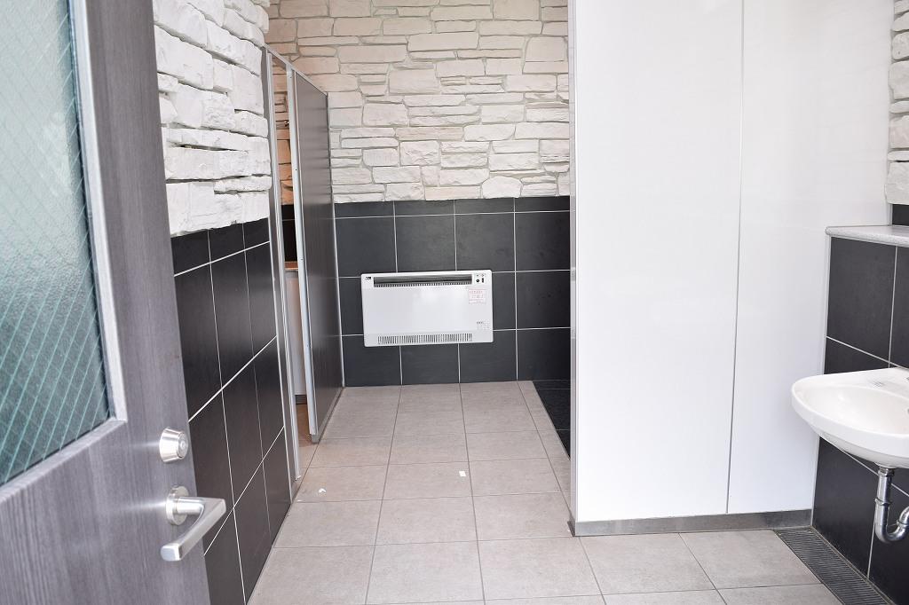 土合駅 トイレ