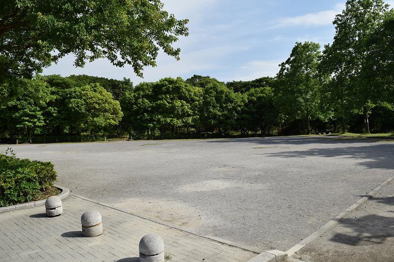 越谷梅林公園 多目的広場