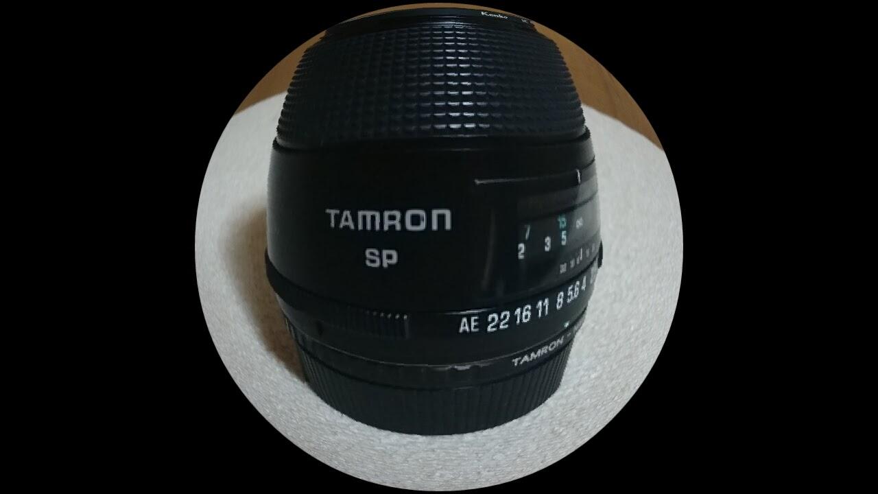 タムロン SP 90㎜ 52BB