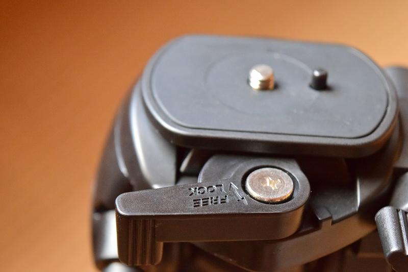 Velbon 三脚 EX-444 雲台 カメラ取り付けマウント