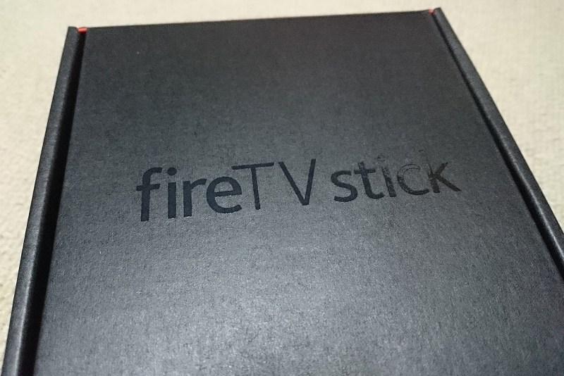 Fire TV Stick 箱